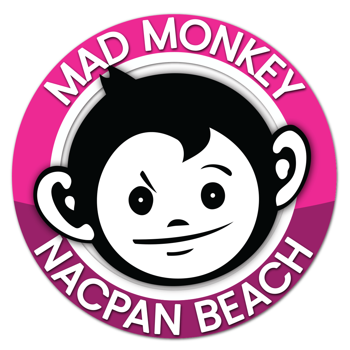 Mad Monkey Nacpan, Philippines