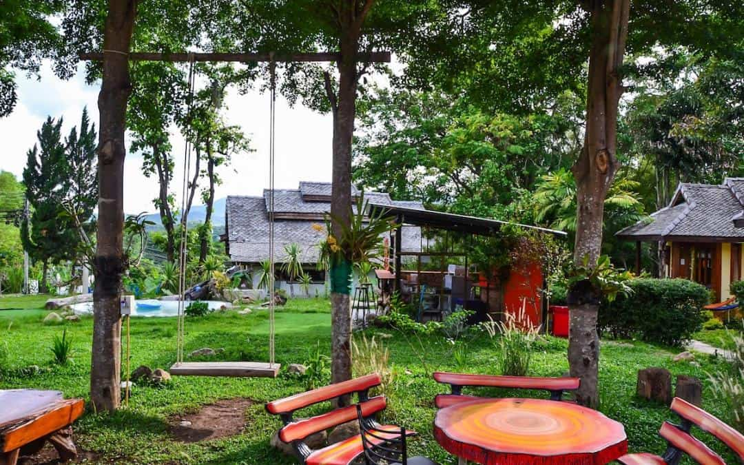 The 9 Best Pai Hostels: Thailand Backpacker Accommodation