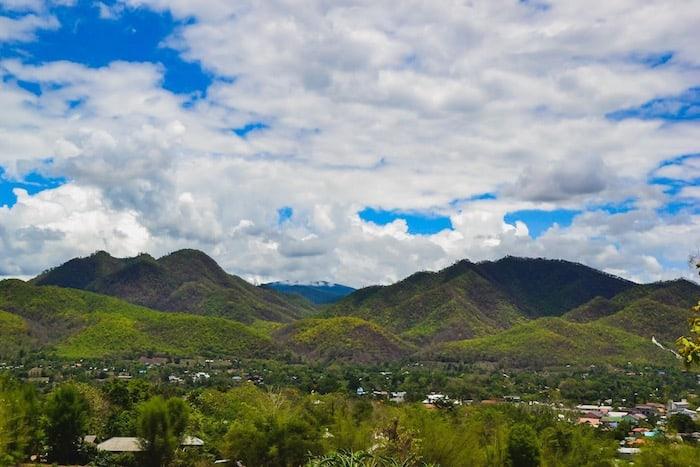 Pai landscape