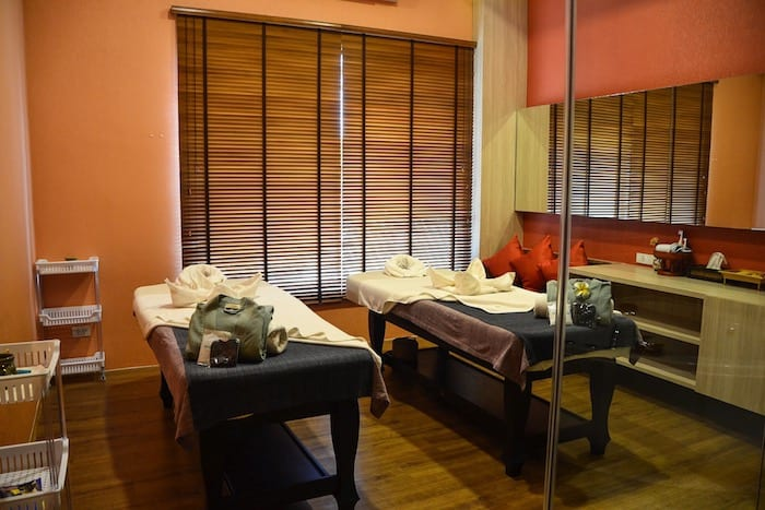 Pai Spas: Sapaiya Spa and Clinic
