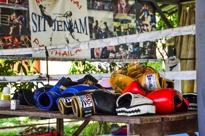Sitjemam Muay Thai
