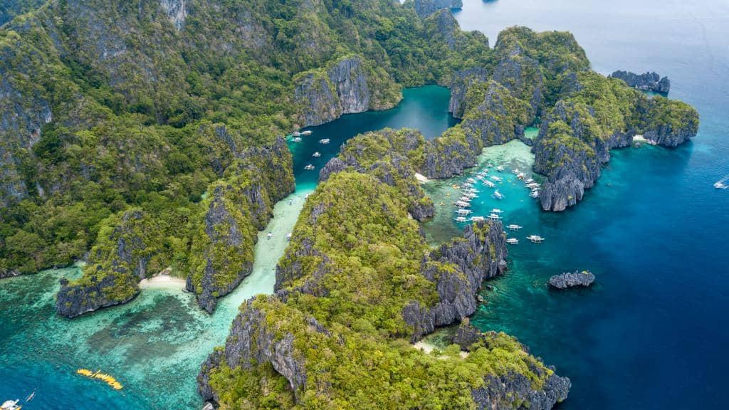 El Nido's Enchanting Lagoons