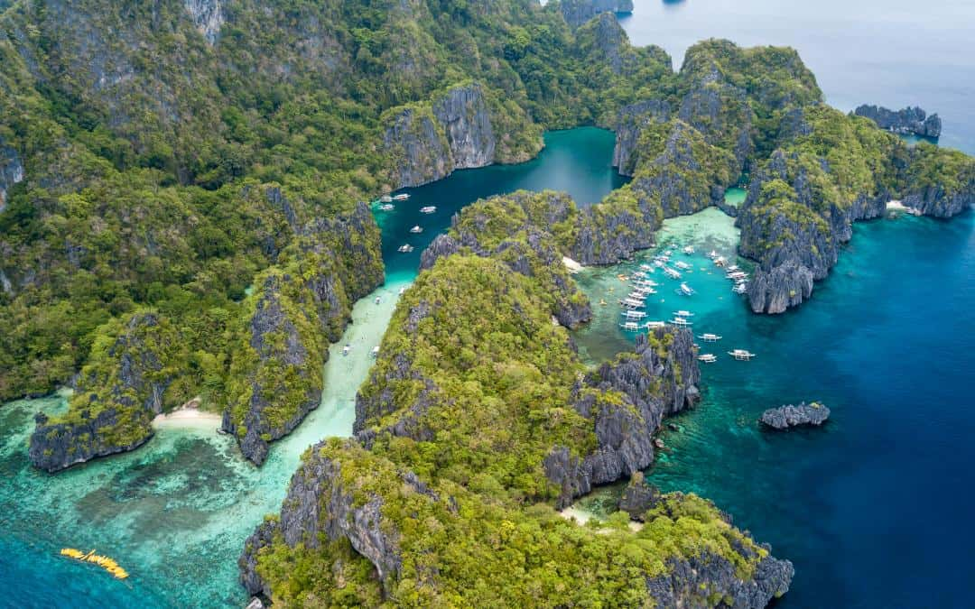 El Nido, Philippines: Top Destinations for Tropic-Loving Backpackers