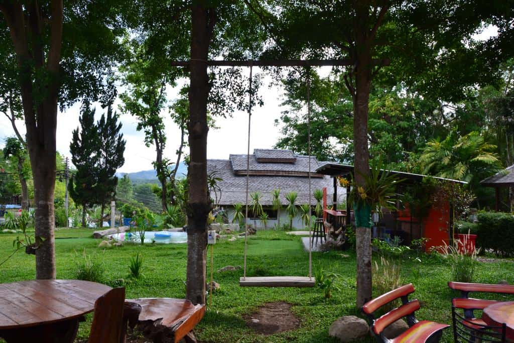 To Stay at Mad Monkey Hostel Pai