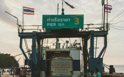 How to get to Koh Phangan: a Transportation Guide to the Island