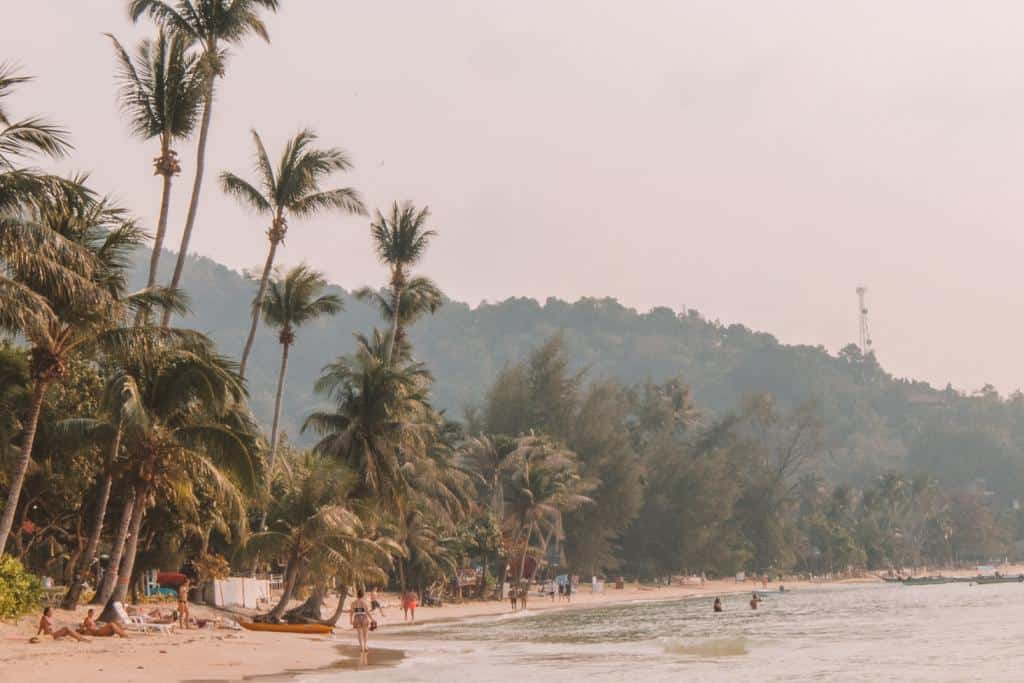 Flights to Koh Phangan