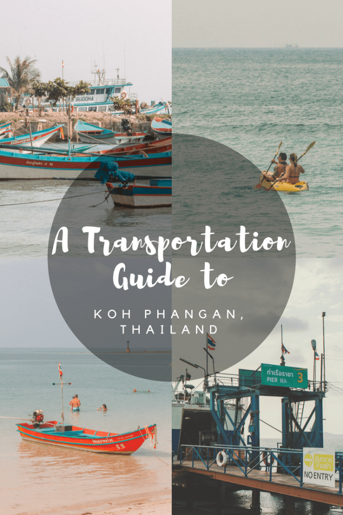 How to get to Koh Phangan
