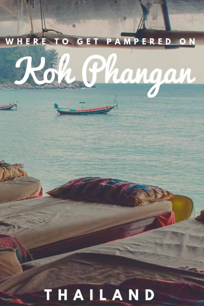 massage Koh Phangan