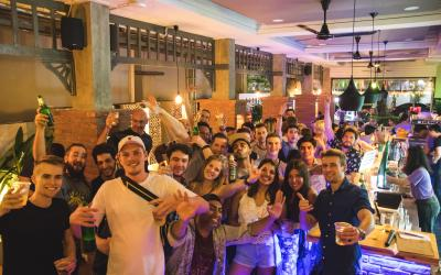 Bangkok's BIGGEST Pub Crawl! (Wednesdays)