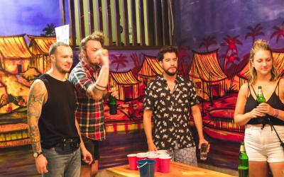Beer Pong Tournament (Thursdays)