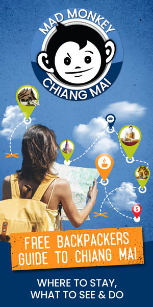 Backpackers Guide To Chiang Mai