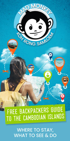 Backpackers Guide to Cambodia Islands