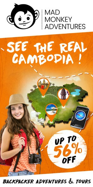 Cambodia Tours Banner