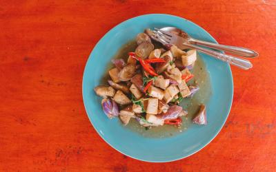 The Best Koh Phangan Restaurants for Local Thai Food
