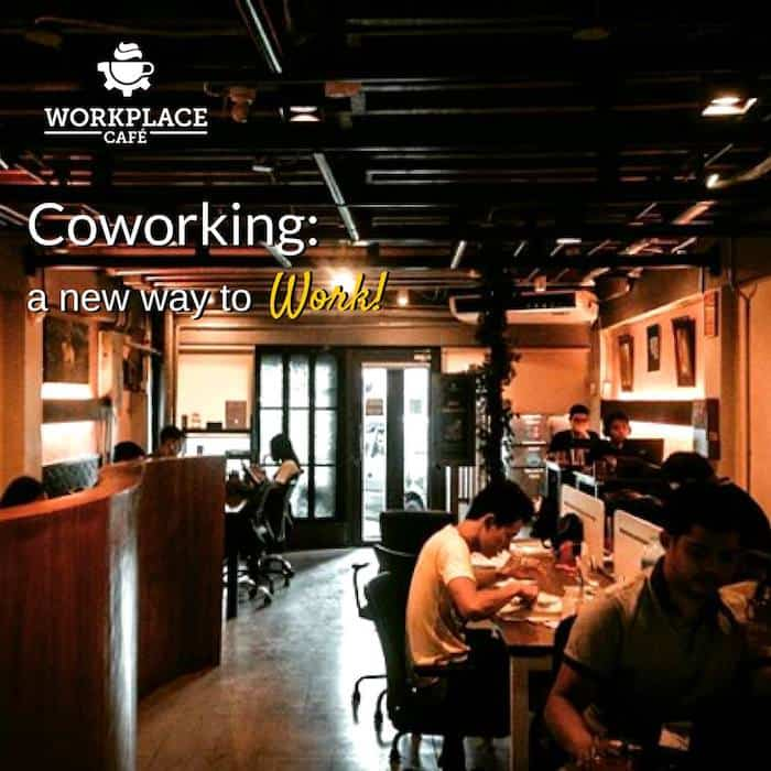 Inside The Workplace Cafe Cebu © Courtesy of The Workplace Cafe Cebu Facebook