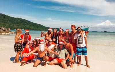 How to Spend Christmas in Cambodia in 2018