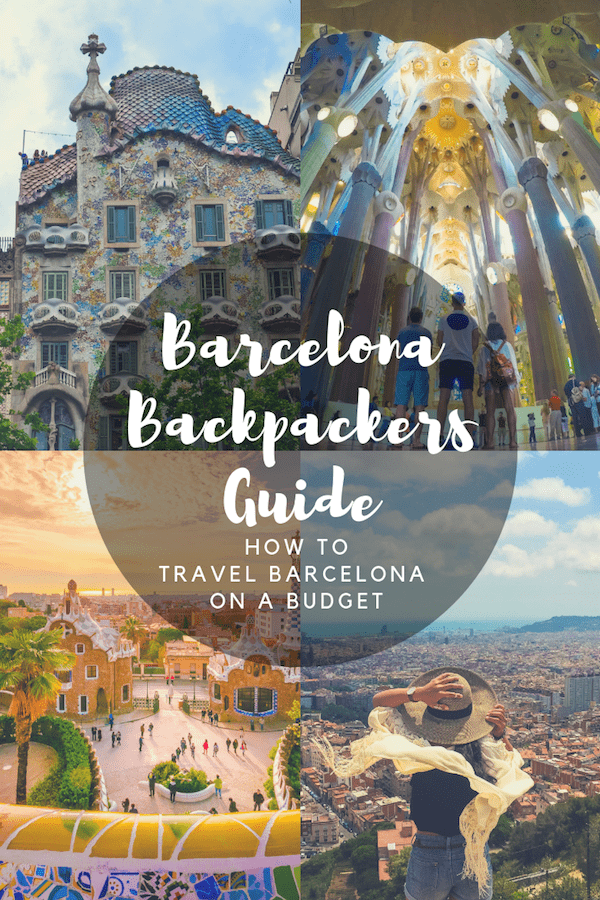 Barcelona Backpackers Guide