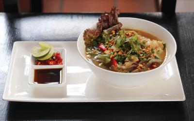 Khmer Family Dinner