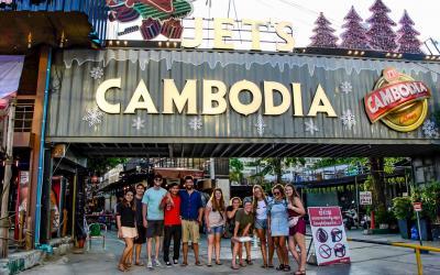 Sunset Saunter | Phnom Penh Walking Tour