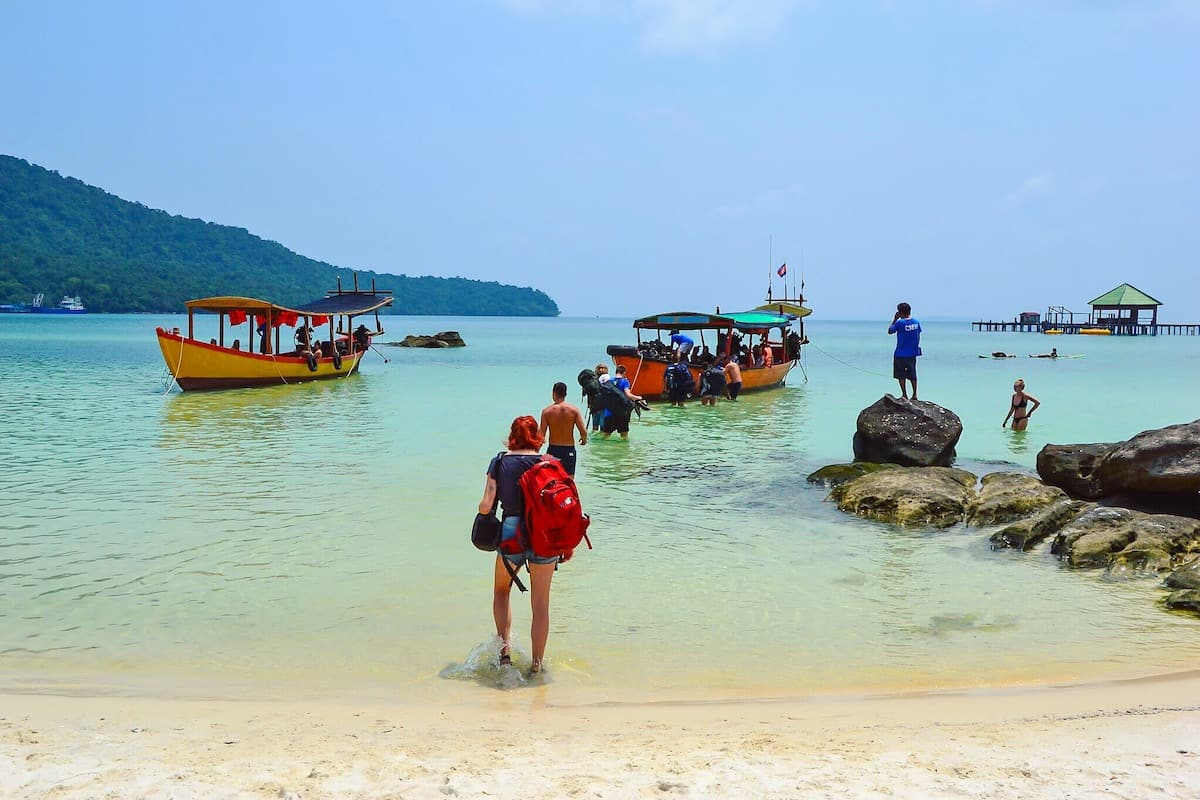 Sustainable Tourism Green Traveller