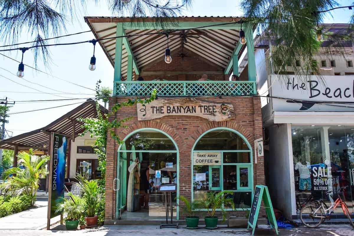 Banyan Tree Gili T
