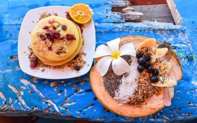 Where to Eat on Gili Trawangan: Best Breakfast Cafes