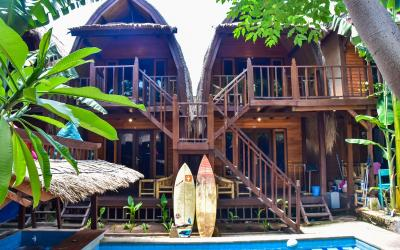 Top Gili Trawangan Hotels & Accommodation for Backpackers