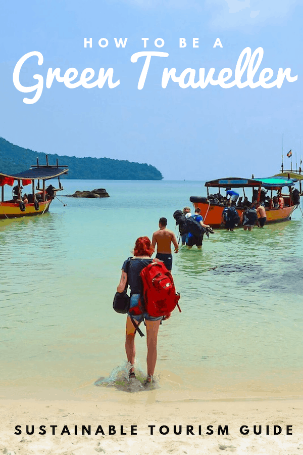 Sustainable Tourism Guide