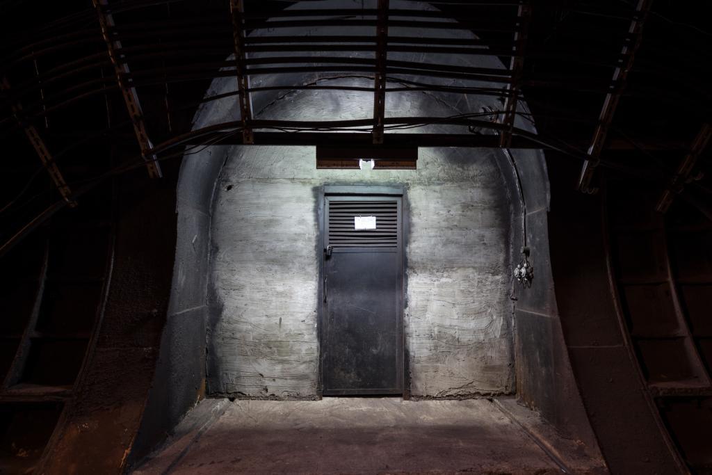 Mad Monkey Apocalyptic Bunker