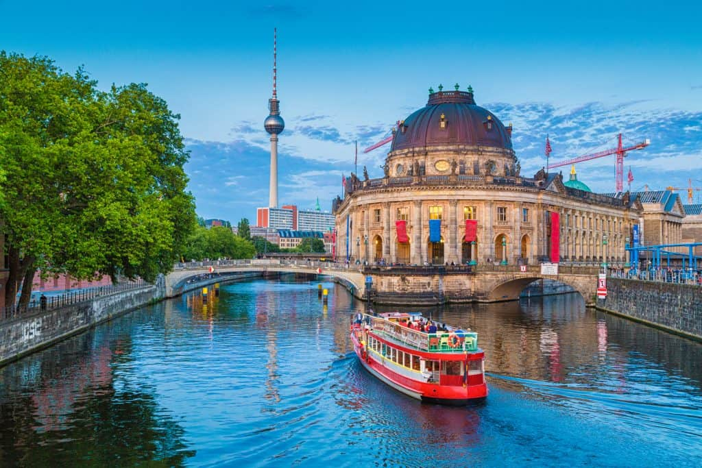 How To Make The Most Of 48 Hours In Berlin Mad Monkey Hostels